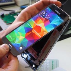 Galaxy S5 Ekran Değişimi