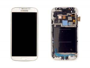 samsung galaxy s4 ekran cam degisimi servisi