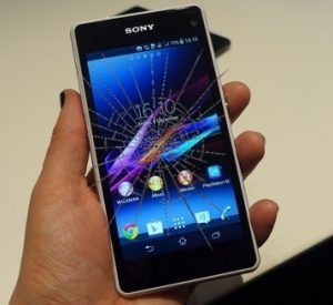 Sony Xperia Z1 Compact ekran degisimi