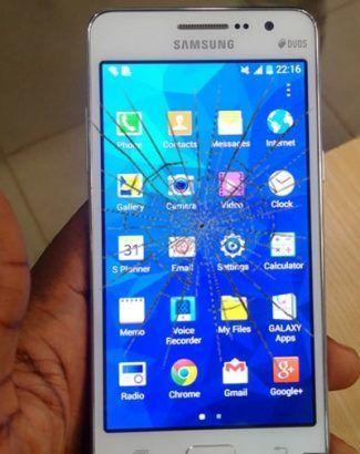 Samsung C5 Ekran Cam Değişimi