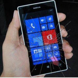 nokia lumia 520 ekran cam degisimi
