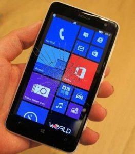 nokia lumia 625 ekran dokunmatik degisimi