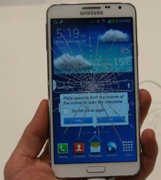 samsung galaxy note3 neo ekran cam değişimi