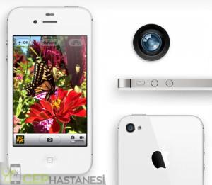 iPhone 5 s Kamera Sorunu Servisi