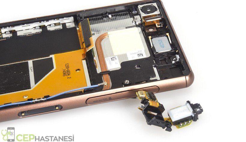 sony xperia z3 batarya değişimi