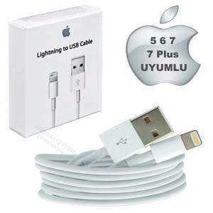 Orjinal Apple iPhone 7 USB Kablo