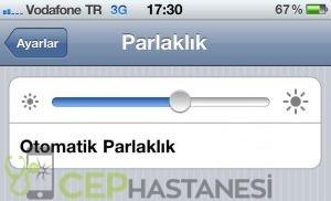 iPhone 6 Ekran Parlaklık Sorunu Nasıl Çözülür