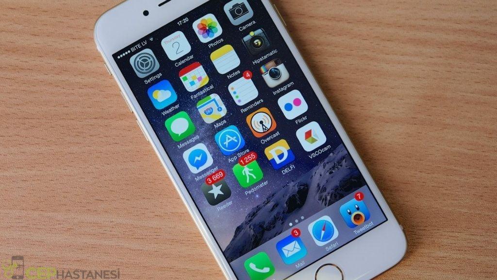 iPhone 6 Donma Sorunu Çözümü