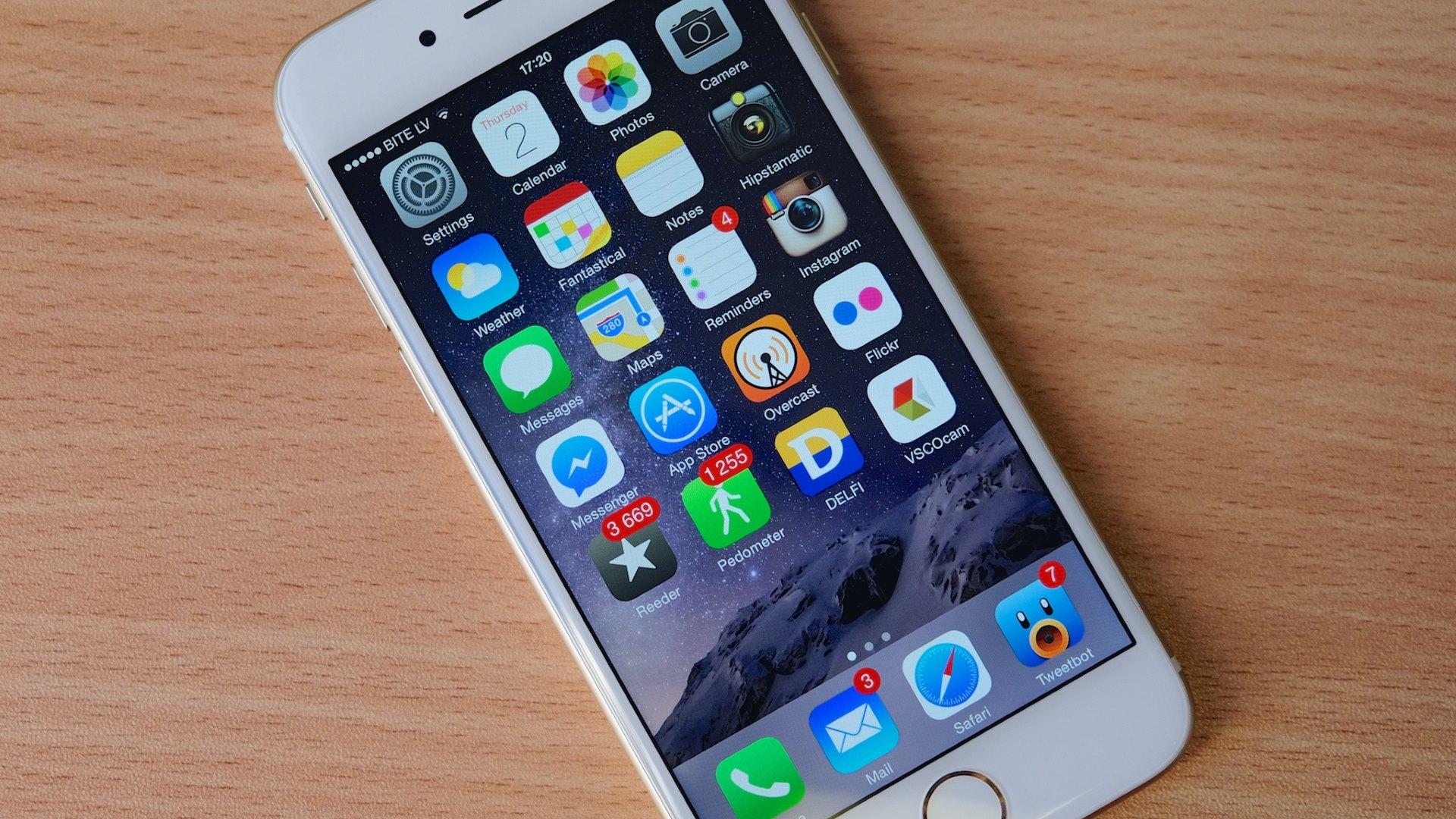 iPhone 6 Donma Sorunu Ve Çözümü