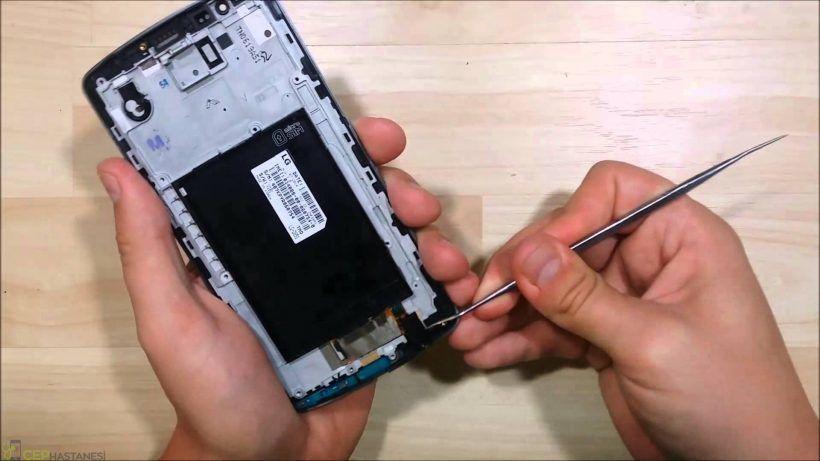 LG G3 Cep Telefonu Tamiri