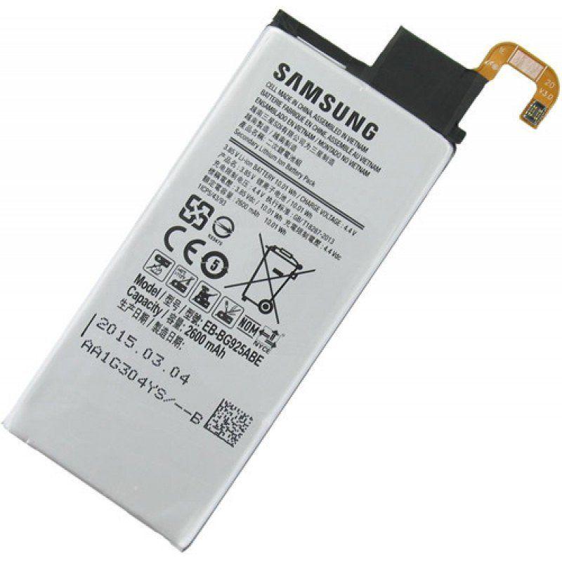 Samsung Galaxy S6 Edge Batarya
