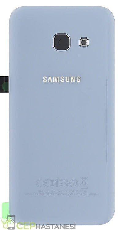 Samsung A3-A5-A7 2017 Arka Cam Kapak Değişimi