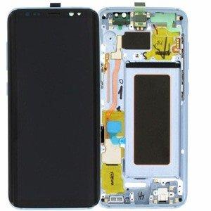 Samsung Galaxy S8 ekranı kırıldı camı çatladı