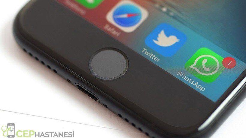 iPhone Orta Home Tuşu Bozuldu