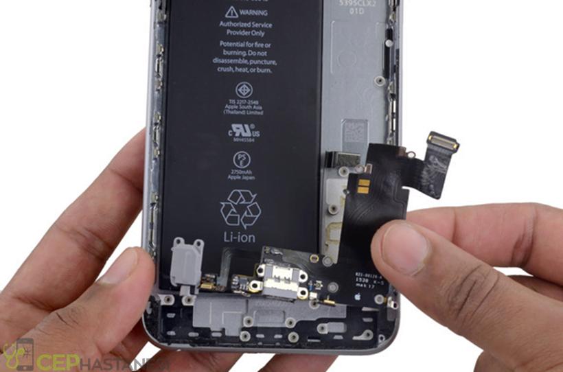 iPhone 6 Plus Şarj Soketi Değişimi