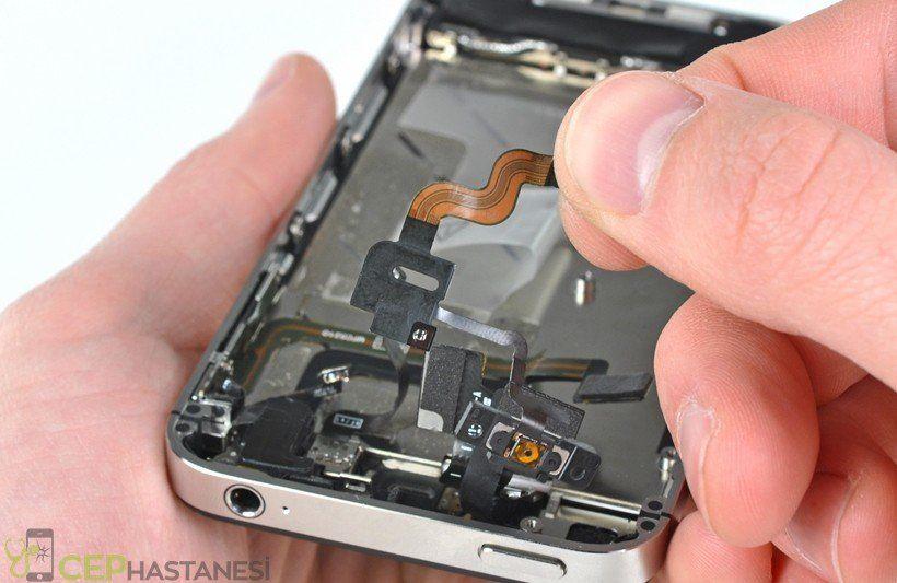 iPhone Açma Kapatma Kilit Düğmesi Çalışmıyor Cep Hastanesi