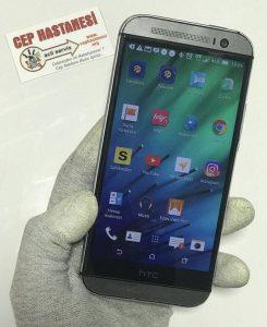 Htc M8 Ekran Değişimi