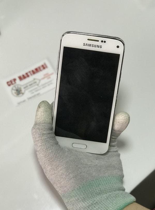 samsung galaxy s5 mini ekran cam değişimi