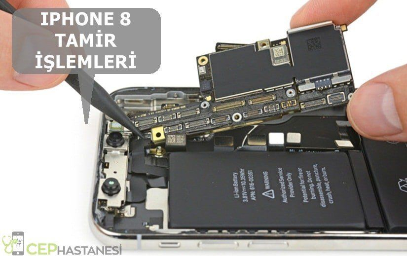 iPhone 8 tamir işlemleri ve fiyatları