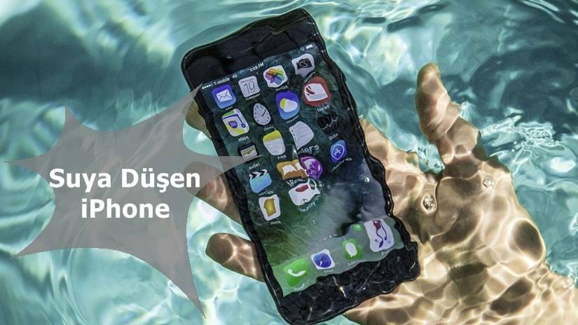 Suya düşen iPhone garanti kapsamına girer mi