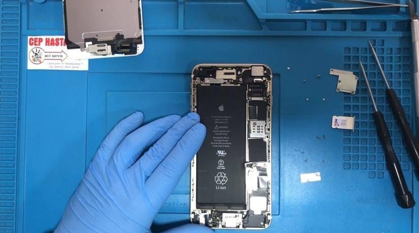 iPhone 6S Plus tamir işlemleri ve fiyatları