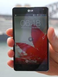 LG Optimus G E975 ekran değişimi