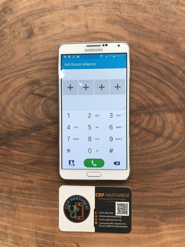 Samsung Note 3 Ekran Fiyat
