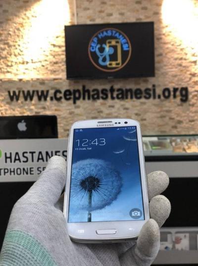 Samsung Galaxy S3 Ekran Cam Değişimi