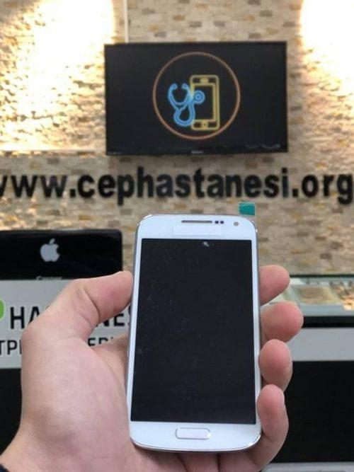 Samsung Galaxy S4 Mini Ekran Cam Değişimi