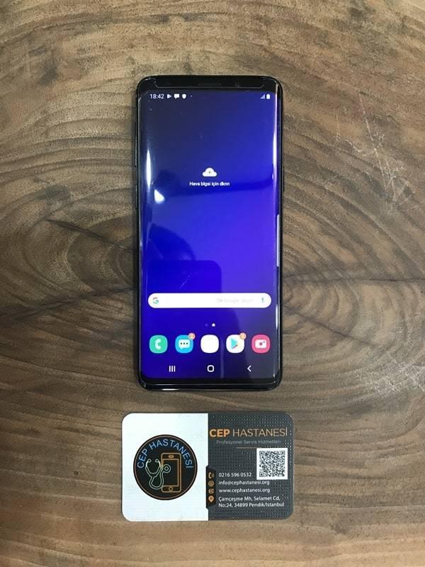 Samsung Galaxy S9 Ekran Değişimi