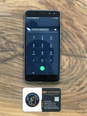 General Mobile Discovery Gm 5 Plus Ekran Değişimi