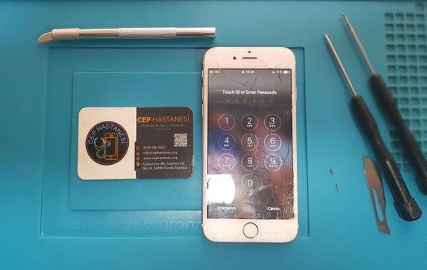 iPhone 6 Kırık Ekran
