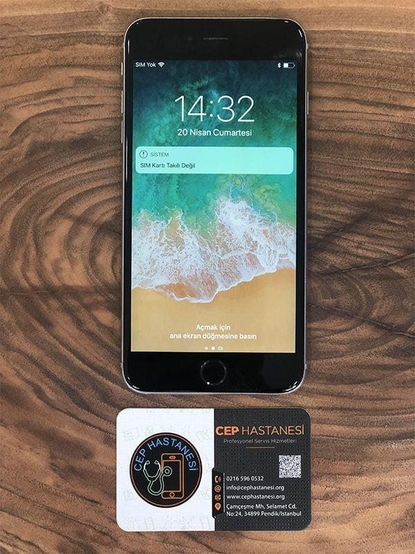 iphone 6S Plus ekran cam değişimi