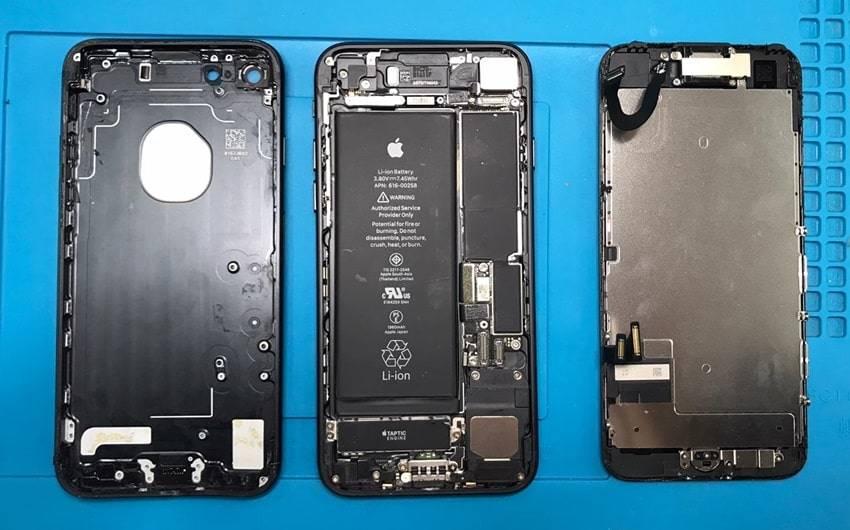iPhone 7 Nasıl Sökülür