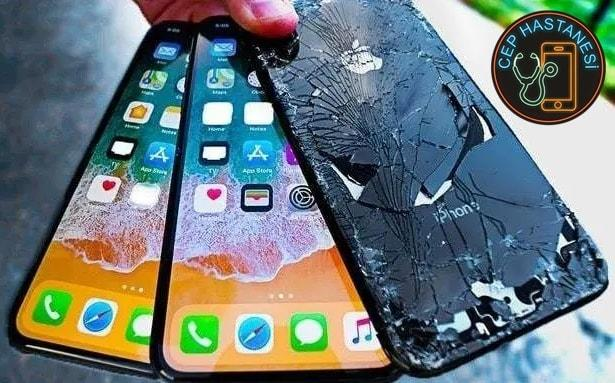 iPhone X Kırık Ekran Fiyatları