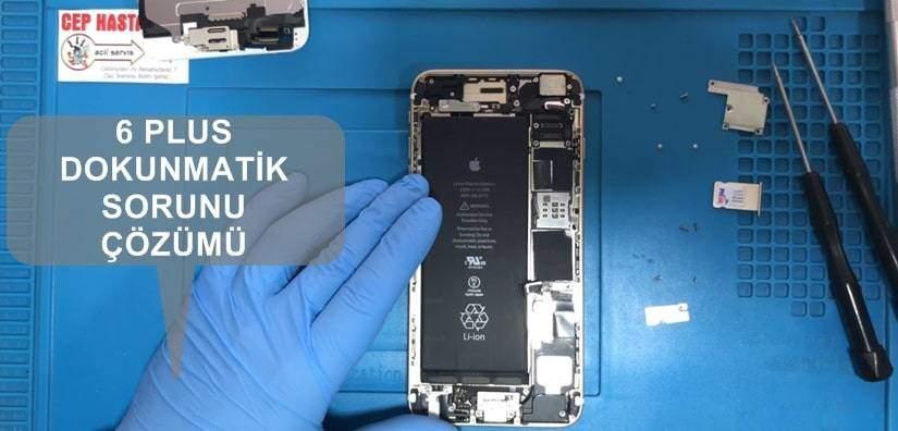 iPhone 6 Plus Dokunmatik Entegresi Değişimi