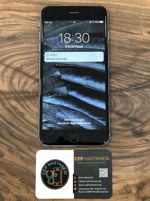 iPhone 6 plus ekran cam değişimi