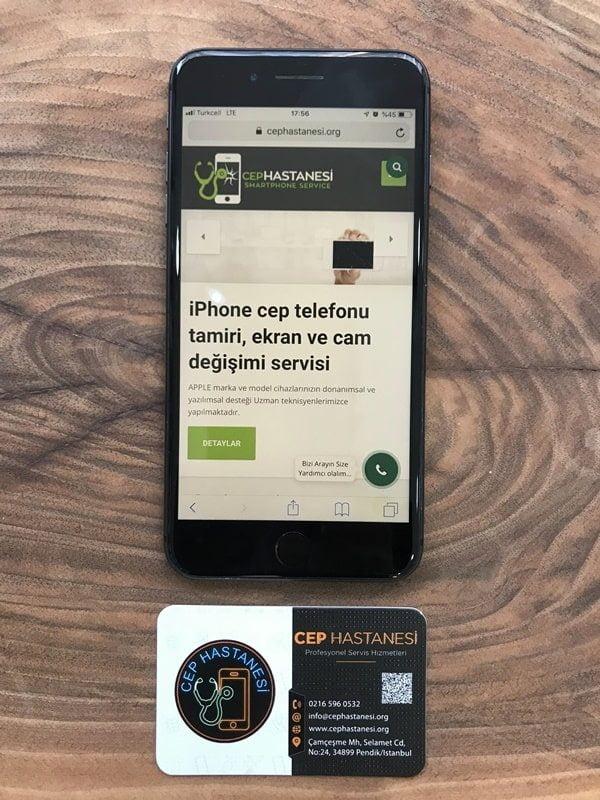 iPhone 8 Plus Ekran Cam Değişimi Fiyatı