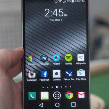 LG G Flex 2 ekran değişimi