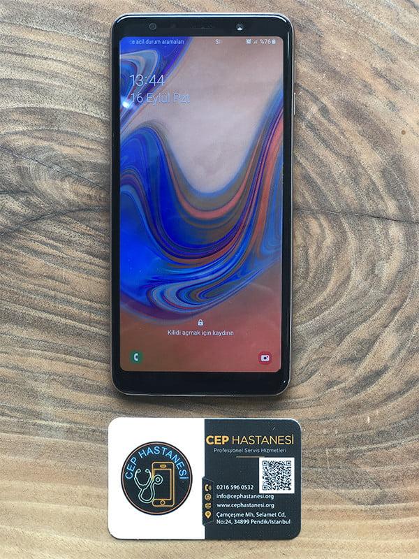Samsung A7 Ekran Cam Değişimi