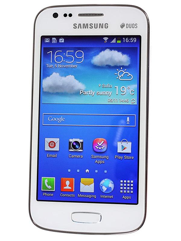 Samsung Ace 4 Ekran Cam Değişimi