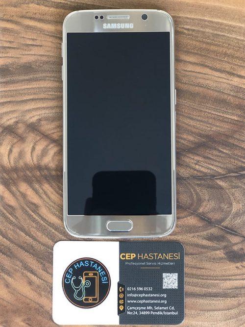 Samsung galaxy s6 ekran cam değişimi