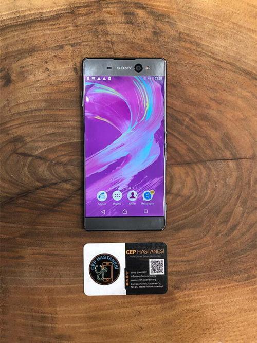 Sony Xperia Xa Ultra Ekran Değişimi