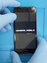 Discovery GM 8 Ekran Değişimi