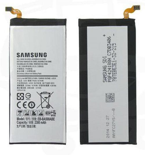 Samsung A3 2016 Batarya Değişimi