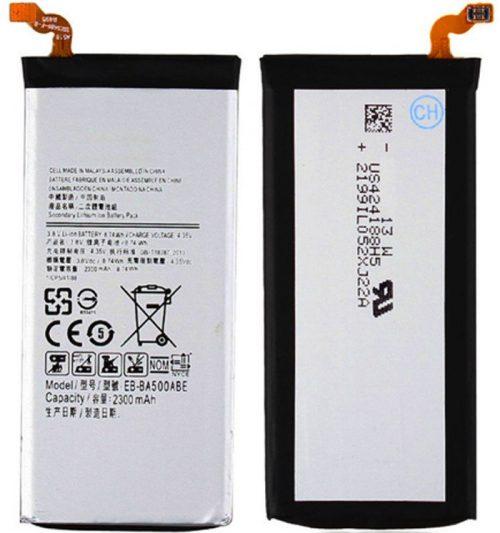 Samsung A5 2016 Batarya Değişimi