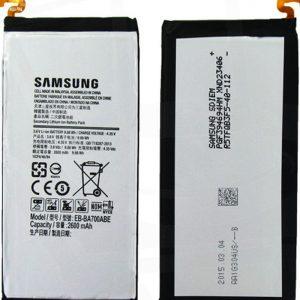 Samsung A8 Batarya Değişimi