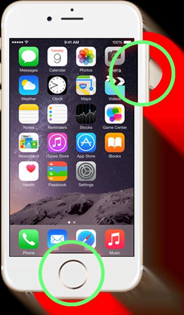 iPhone Hard Reset