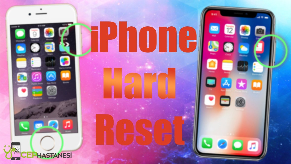 iPhone Hard Reset