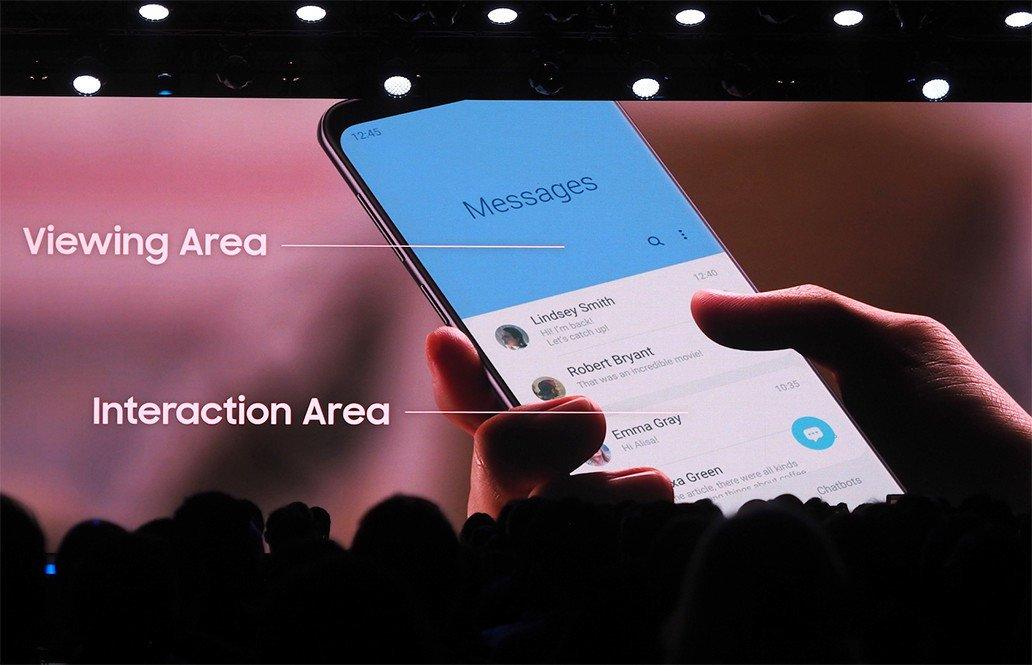 Samsung'un Yeni Android Arayüzü One Ui